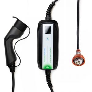 15 Amp portable ev charger