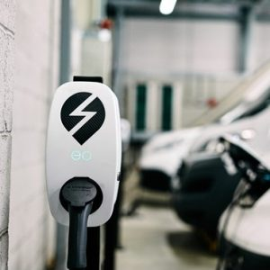 Fleet EV charger