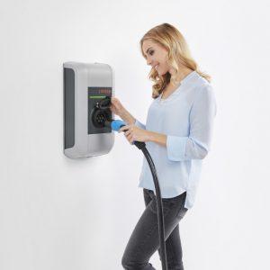 KEBA Commercial charging