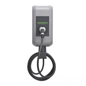KEBA electric car charging station
