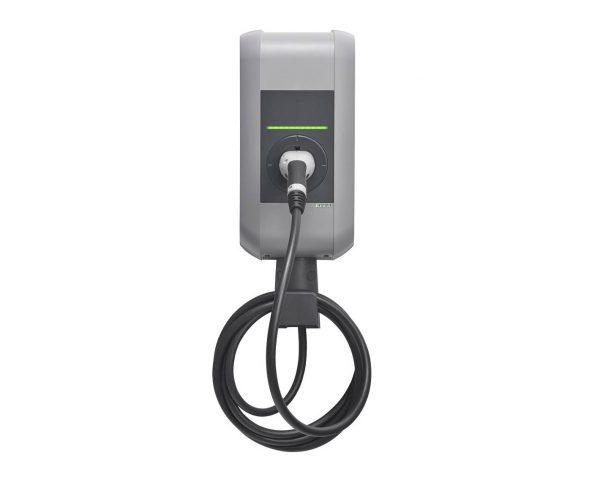 KEBA electric car charging station