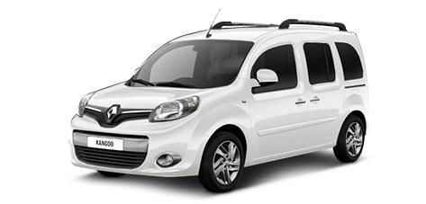 Renault Kangoo Charging