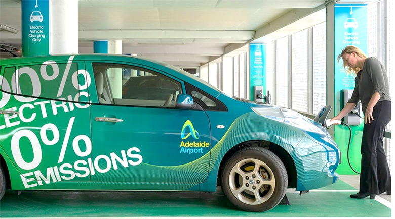 Benefits of Installing Commercial EV chargers in your Car Park
