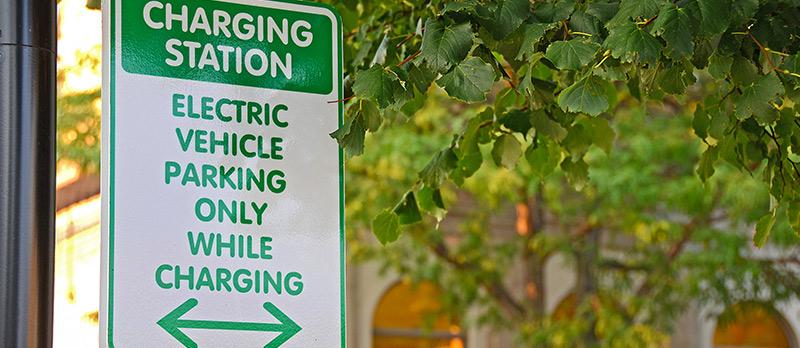EV recharges