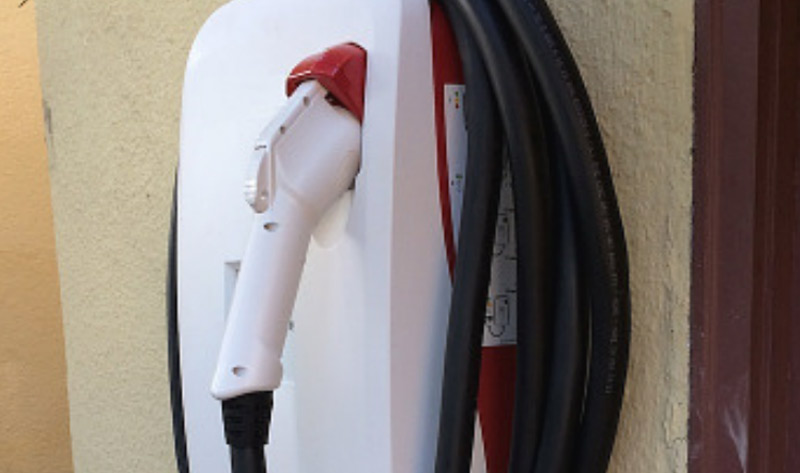 Electric vehicle charging stations australia