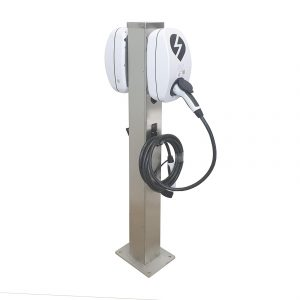 ev charger stand