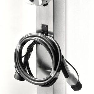 tesla charging stand