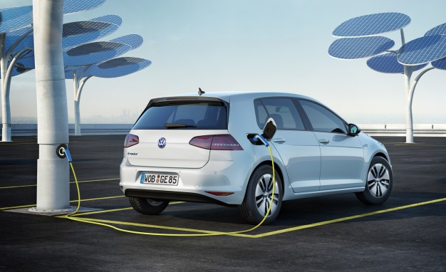 VW e-golf to extend range by 30%
