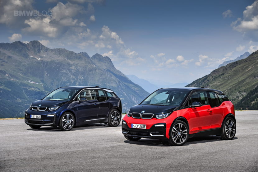 BMW continues its commitment to electric vehicles by releasing the new sportier BMW i3S