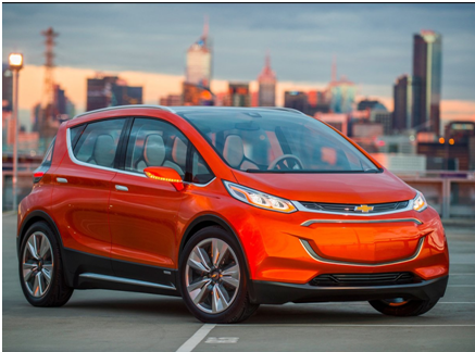 Holden (Chevy) Bolt the future electric car for everyone?