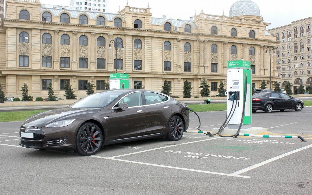 EVSE breaks down DC Fast Chargers
