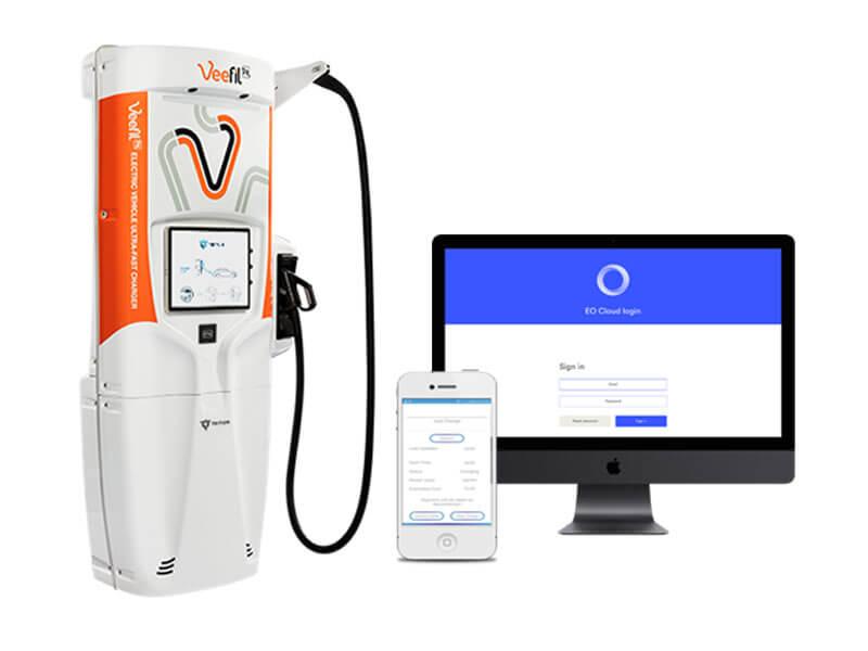 dc ultrafast charging stations