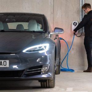 Charging solution Tesla