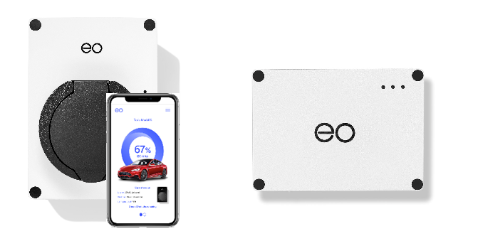 EO Mini Pro Solar Electric Car Charger