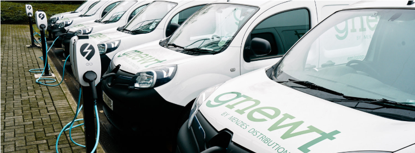 Why your fleet should convert to EVs