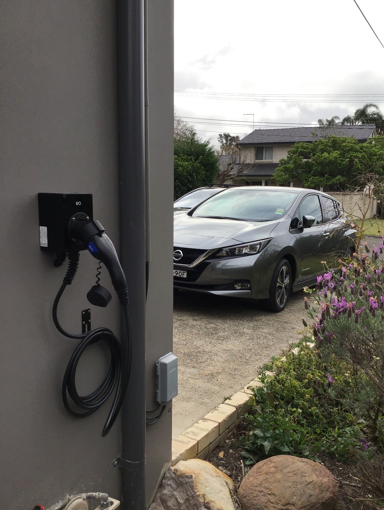 Tesla Home Charger - 2