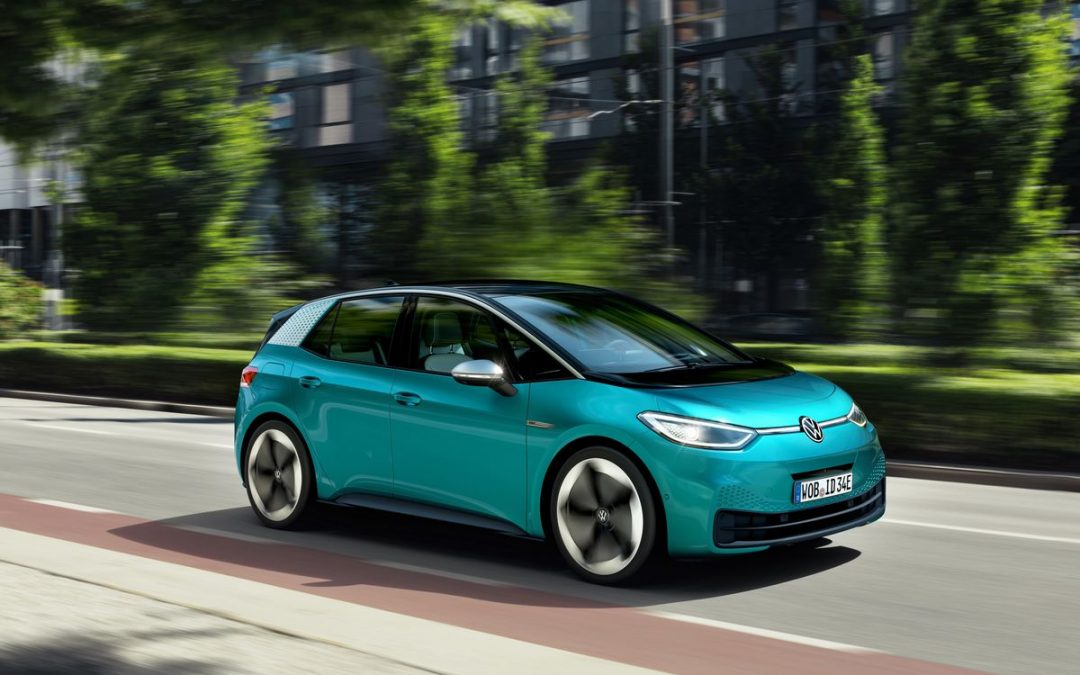 Volkswagen finally releases information on their all new Electric Vehicle the Volkswagen I.D
