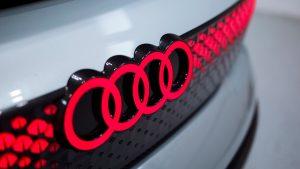 Ev Charging Audi