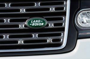 Ev Charging land rover