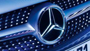 Ev Charging Mercedes-benz
