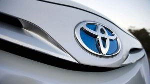 Ev Charging Toyota