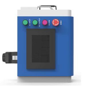 10 kW DC Wallbox Portable