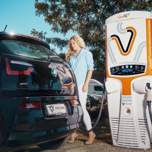 fast car charging