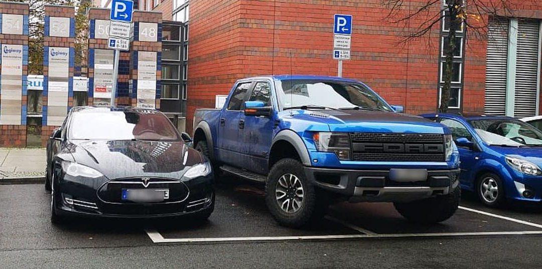 Electric Car Charging Etiquette