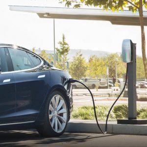 Tesla-work-place-charging