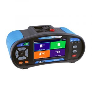 EV charging station tester