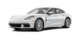 Porsche Panamera Charging