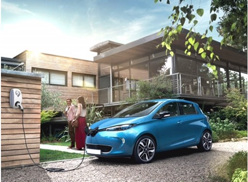 Renault Home Charger Installation