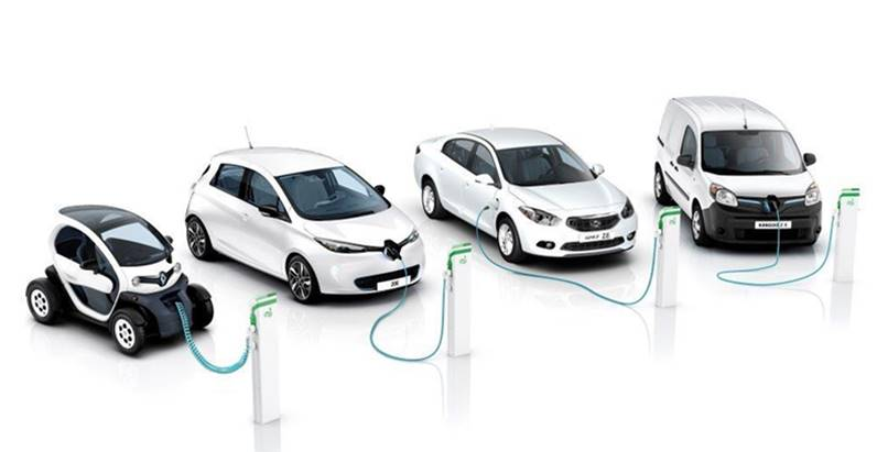 Renault Charging Stations