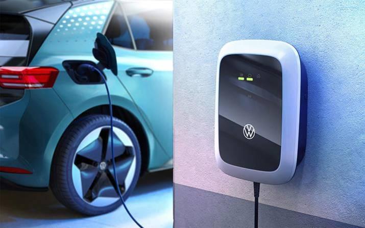 Electric car charging points - EVSE Australia