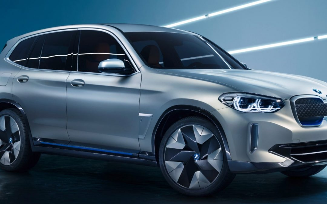 BMW enters the fierce competition of all-electric SUV with the new 2021 iX3 and iX3 Charging Stations