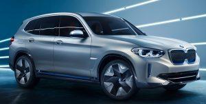 New 2021 BMW iX3 and BMW iX3 Charging Stations