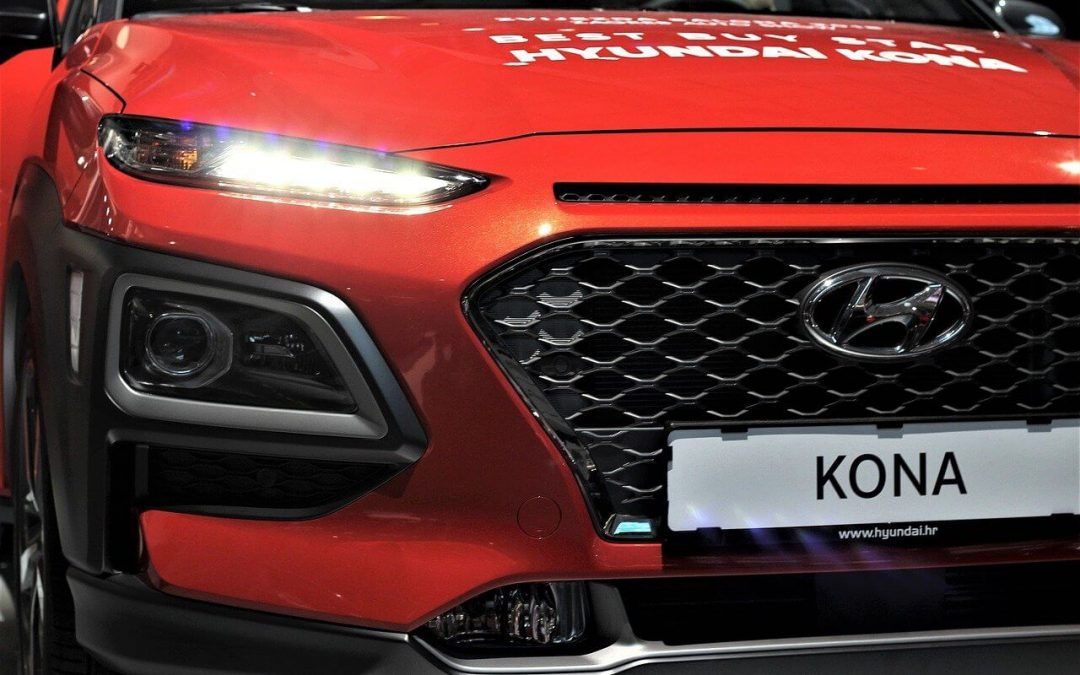 Facelifted 2021 Hyundai Kona Electric to hit Australia with updated on board Hyundai Charger