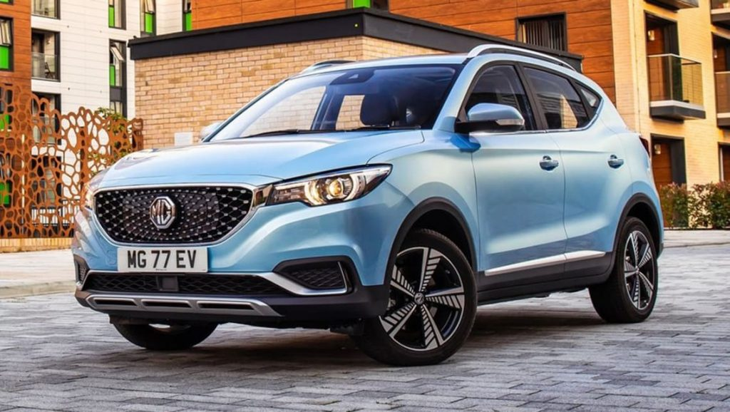 MG Motors Australia launches the highly anticipated ZS EV Small SUV