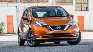 The arrival of a new variant 2021 Nissan Leaf