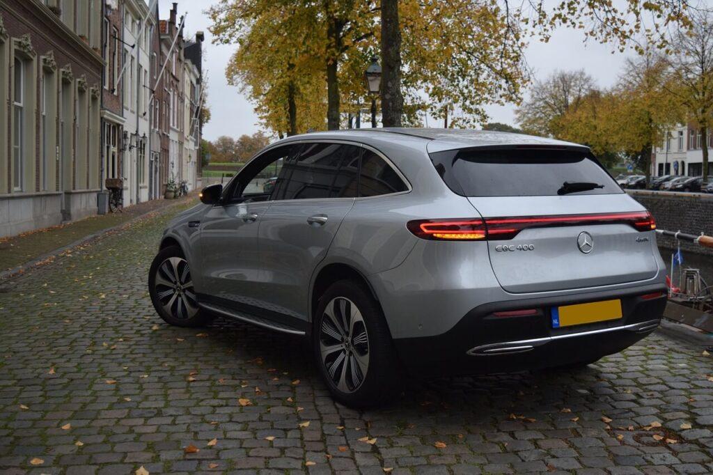 Mercedes-Benz Electric Vehicle