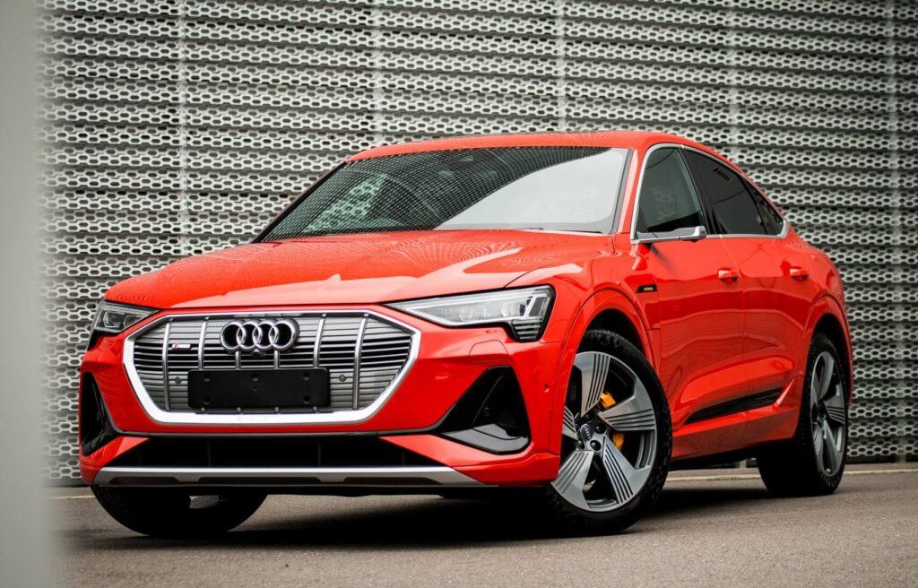New Audi e-tron