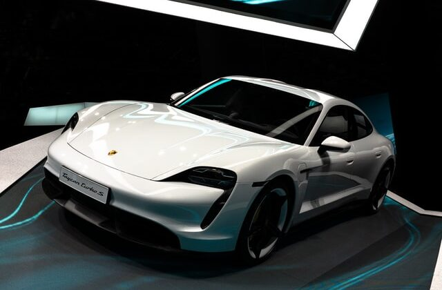 What's with the Porsche Taycan EV?