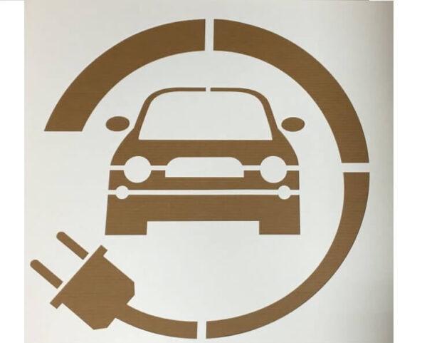 Ev Stencil - EVSE Australia