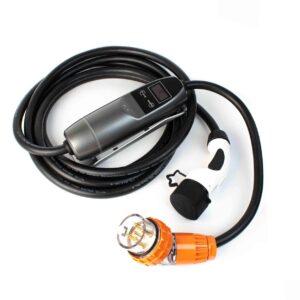 KWIK Portable Type 2 Charger | 32 Amp | 22kW