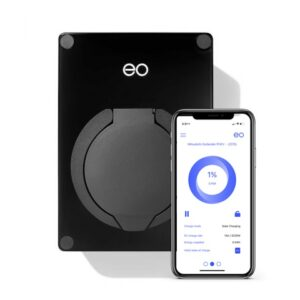 EO Mini Pro Smart Home Charger | Solar | w/5m