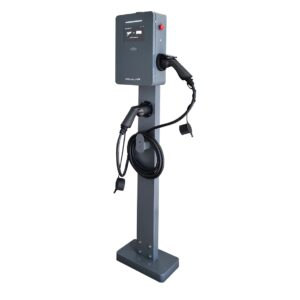 Ocular Pedestal With Charger Side