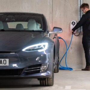 EO Universal EV Charging Station | 7 kW