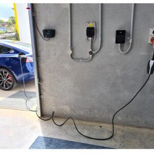Tesla Gen 2 32amp Tail
