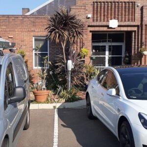 Tesla Install - EVSE Australia