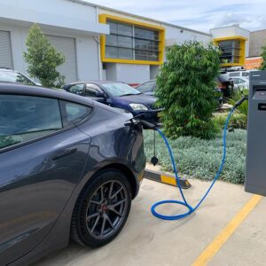 Floor Mounted Ev Charger